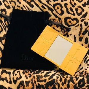 Christian Dior Paris Mirror
